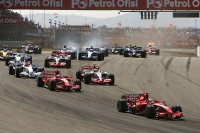Sigue el Gran Premio de Turquía en directo en Racingpasión