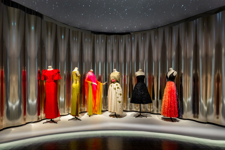 Dior Denver Exhibition Scenography C James Florio 9