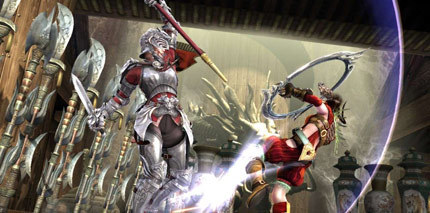 'Soul Calibur IV' llegará a Europa el 31 de julio