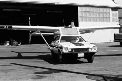 AVE Mizar, un coche volador hace 40 años