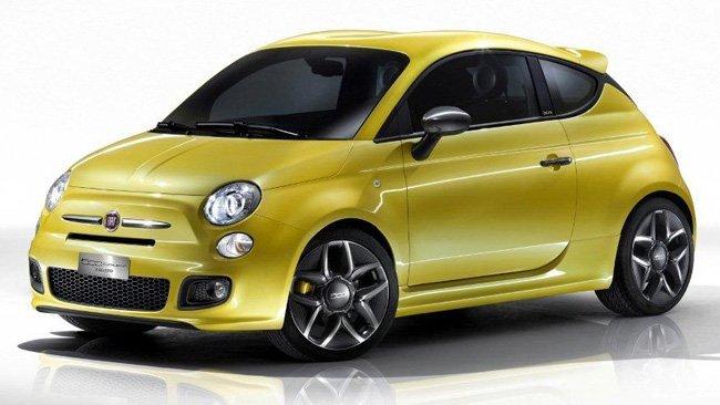 Fiat 500 Coupé Concept Zagato
