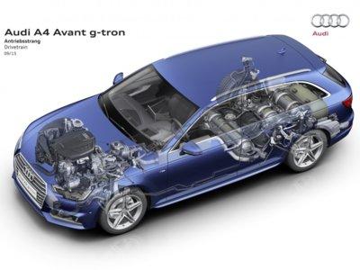 Llega el Audi A4 que puedes incluir en tu factura de gas