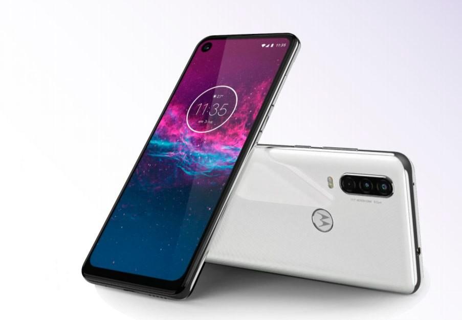 Motorola One Action: corazón de Samsung, software de Google® y una alcoba