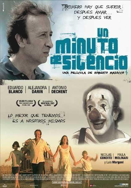 Trailer de 'Un minuto de silencio', con Eduardo Blanco