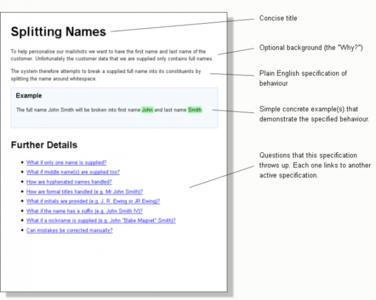 Concordion, construye tests que se conviertan en la auténtica documentación de los proyectos