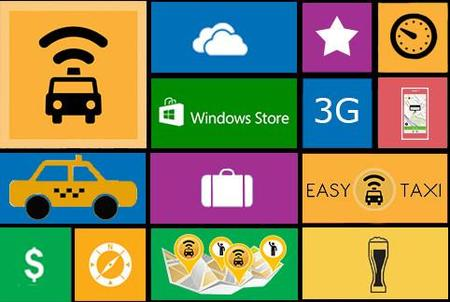 La aplicación de EasyTaxi llega a Windows Phone
