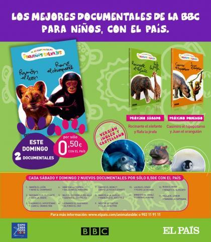 documentales animales
