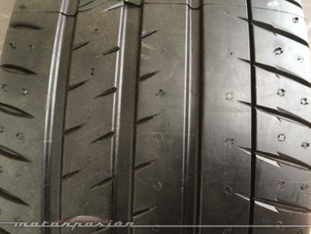 Dibujo Michelin Pilot Sport Ev