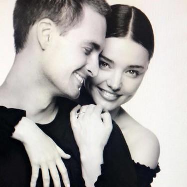 Miranda Kerr y Evan Spiegel esperan su primer hijo, ¿vendrá con un filtro bajo el brazo?