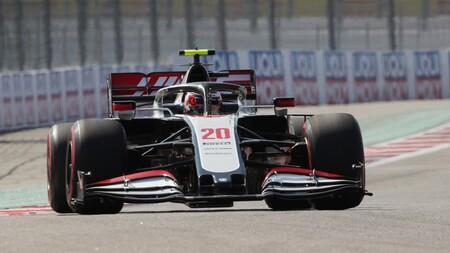 Magnussen Rusia F1 2020