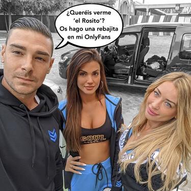 ¿Qué hacen juntos Jacobo Ostos, Mayka y Melodie de 'La Isla de las Tentaciones? ¿Colaboración para 'OnlyFans'?
