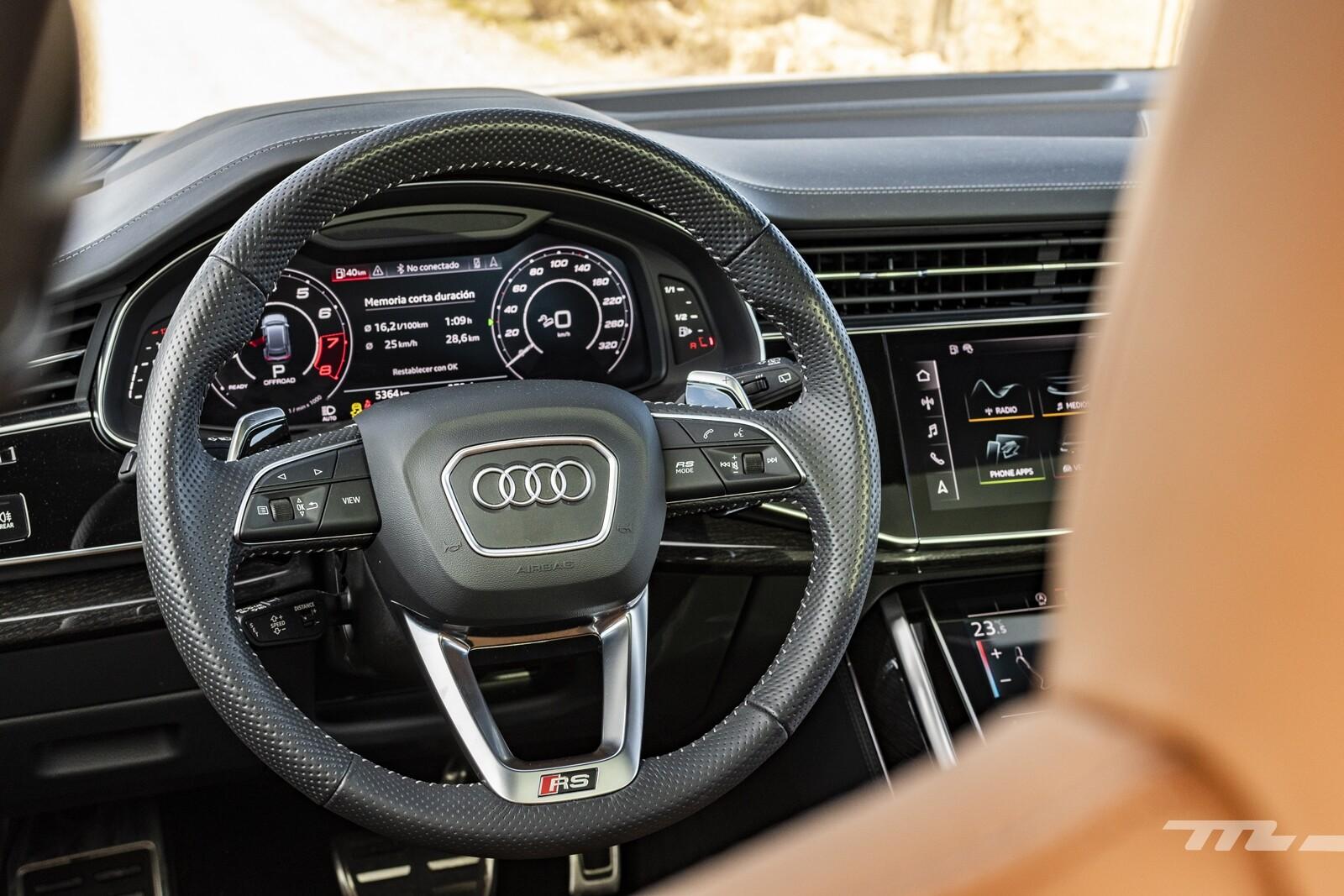 Foto de Audi RS Q8 2020, prueba (11/40)
