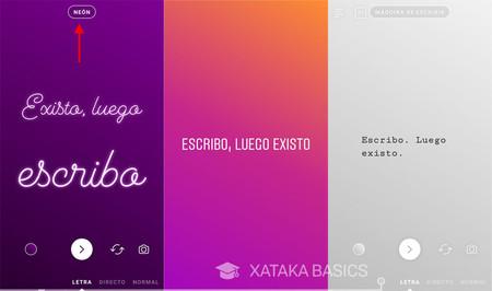 Cómo Añadir Historias De Texto En Instagram Y Personalizar