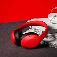 Si tu color es el rojo y buscas auriculares de diadema con cancelación de ruido, tienes los Sony WH-H910N a precio de chollo en Amazon por 160 euros
