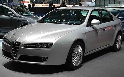 Alfa Romeo 159: a competir con los mejores