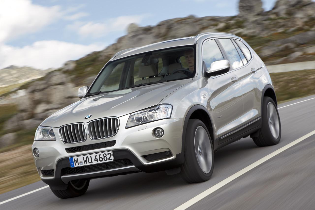 Foto de BMW X3 2011 (61/128)