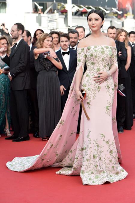 Fan Bingbing1 Festival Cannes 2015