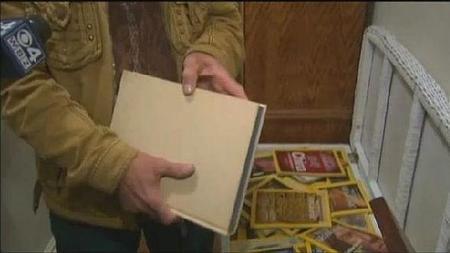 Bienaventurados los que leen porque... encuentran 20.000 dólares dentro de un libro de segunda mano