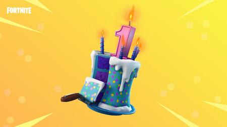 Fortnite: todas las novedades del Patio de juegos y del evento de cumpleaños
