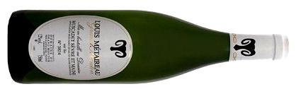 Louis Métaireau Muscadet Grand Mouton. Botella