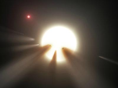 La misteriosa 'megaestructura' de la estrella KIC 8462852 sigue eludiendo todas las respuestas