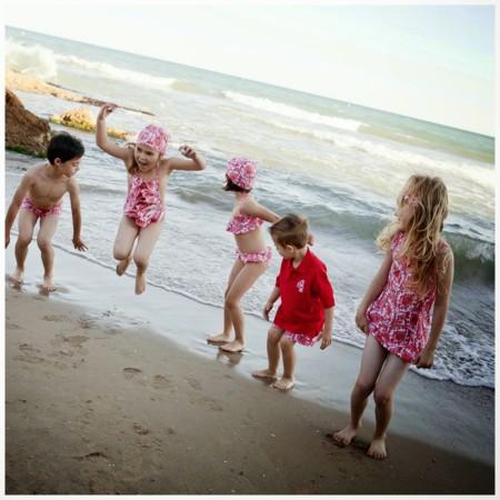 Las propuestas más cuquis para ir con peques a la playa