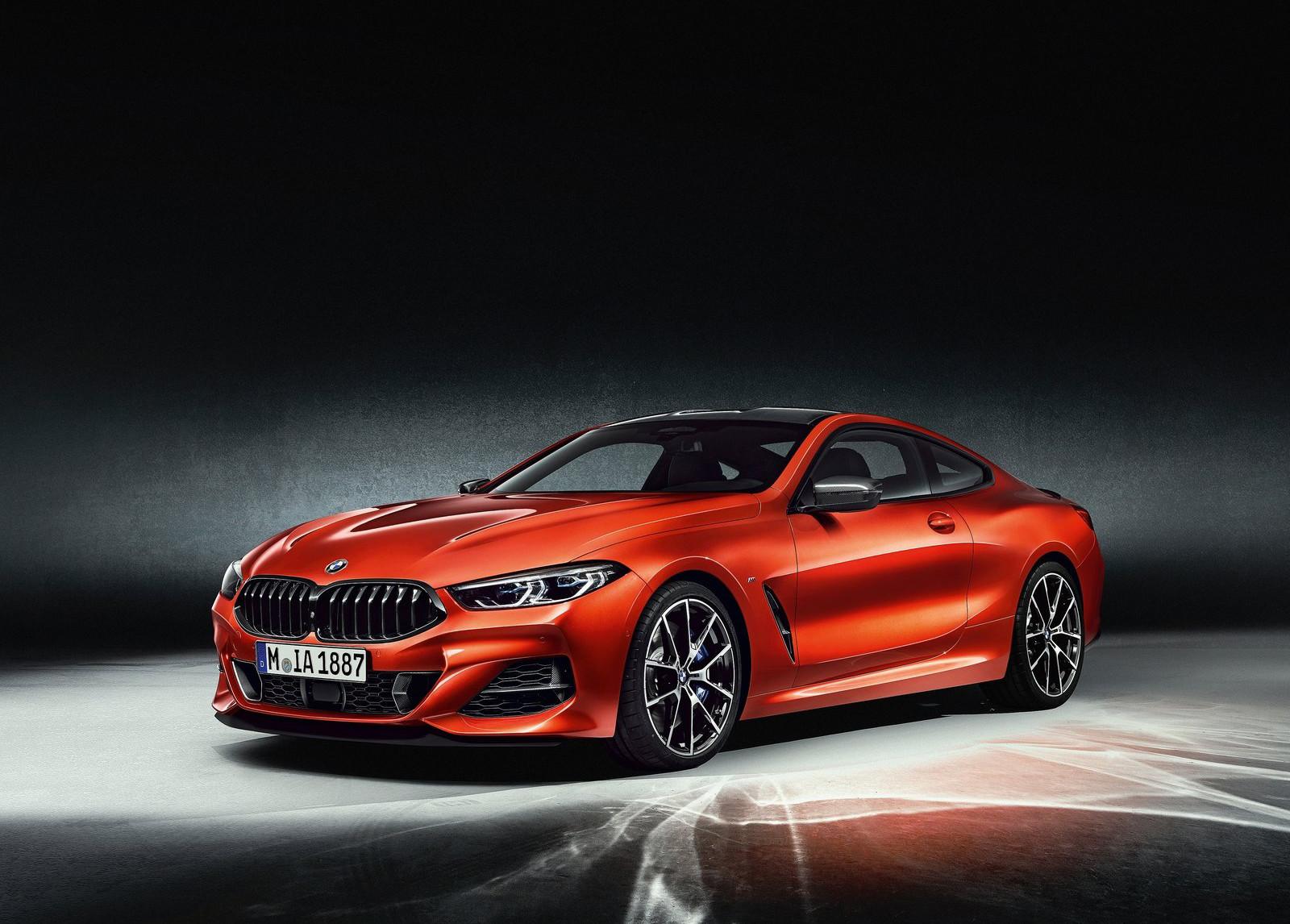 Foto de BMW Serie 8 (32/57)