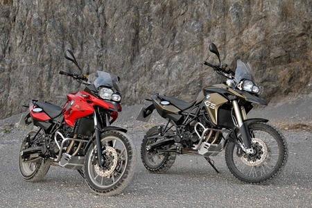 BMW F700GS y F800GS