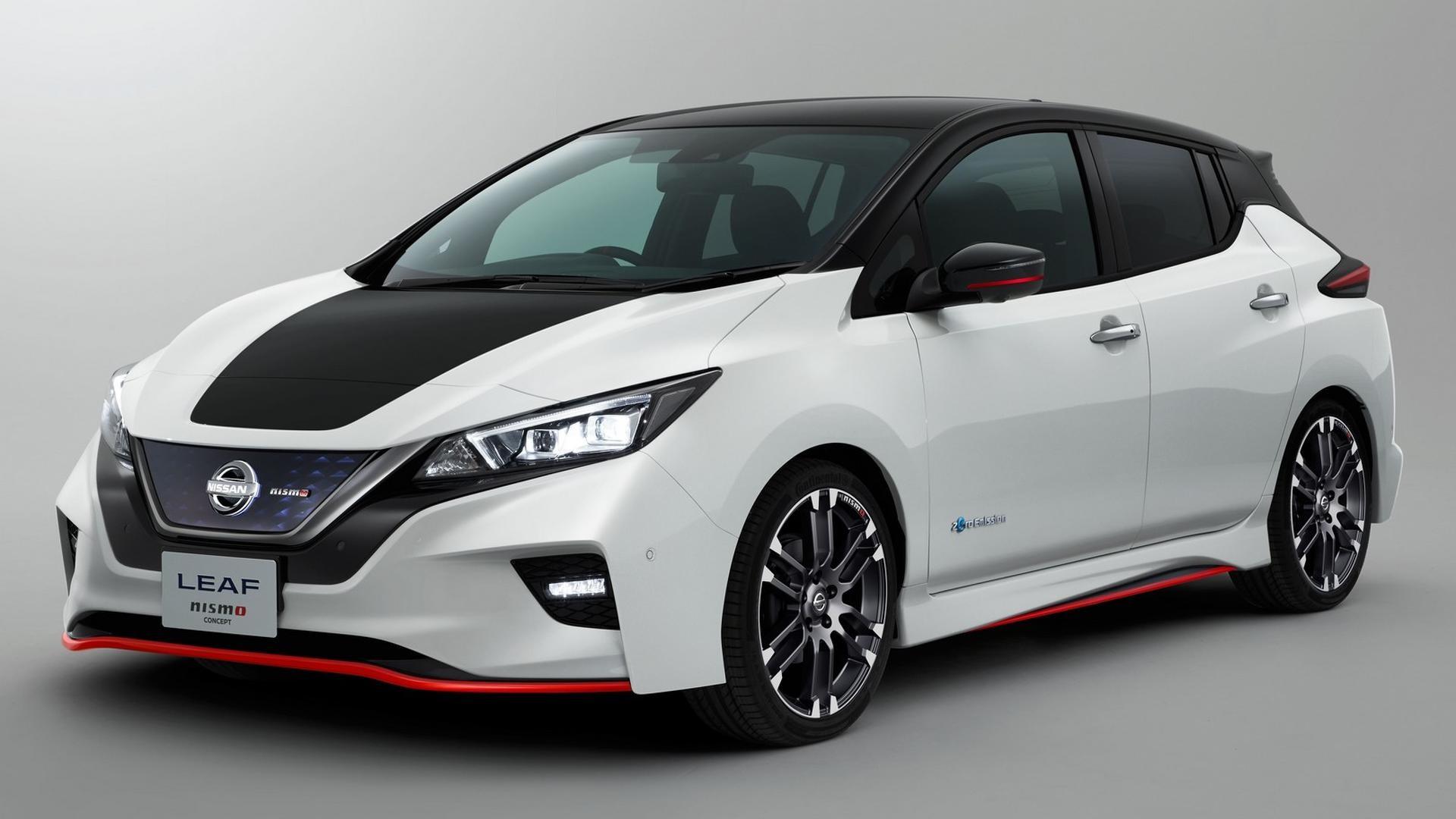 Foto de Nissan Leaf Nismo Concept (1/7)