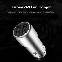 Cupón de descuento: cargador de coche Xiaomi ZMI, con Quick Charge 3.0, por 11,75 euros