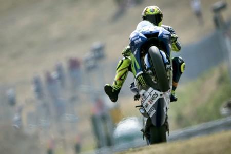 Valentino Rossi Motogp Republica Checa 2015