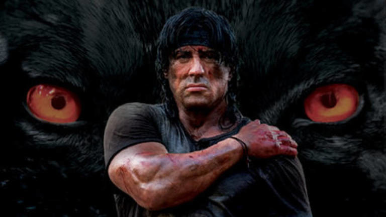 Stallone recycling project 'Rambo 5' with monster and will have its own 'Predator'