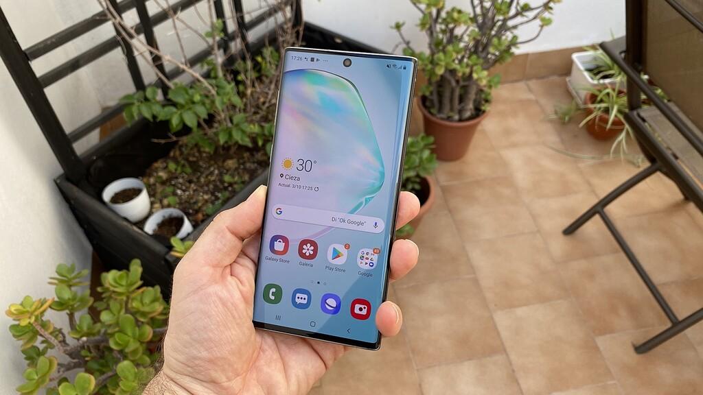Cómo apagar la monitor con doble pulsación si tienes un Samsung™ Galaxy™ con One UI 3.0