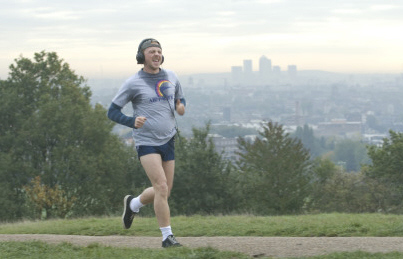 Trailer de 'Corredor de fondo' ('Run, Fatboy, Run'), de David Schwimmer