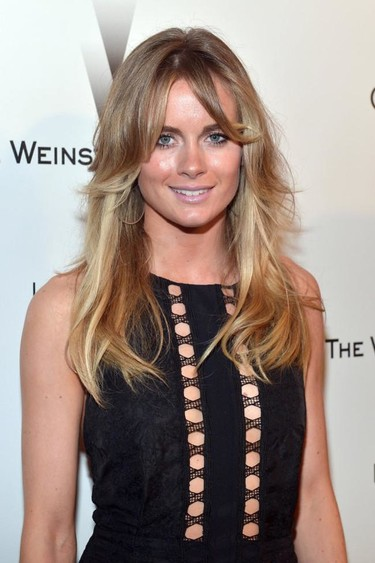 Cressida Bonas, la ex novia del príncipe Harry y el Buttercup Dress de Mulberry