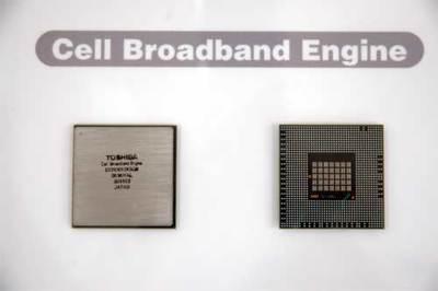 Toshiba prueba el chip Cell de la PS3 en un televisor y un portátil [CES 2008]