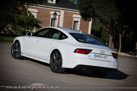 Audi A7 Ultra Prueba 20