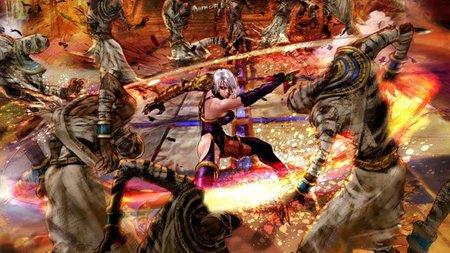 Namco anuncia un nuevo 'Soul Calibur'