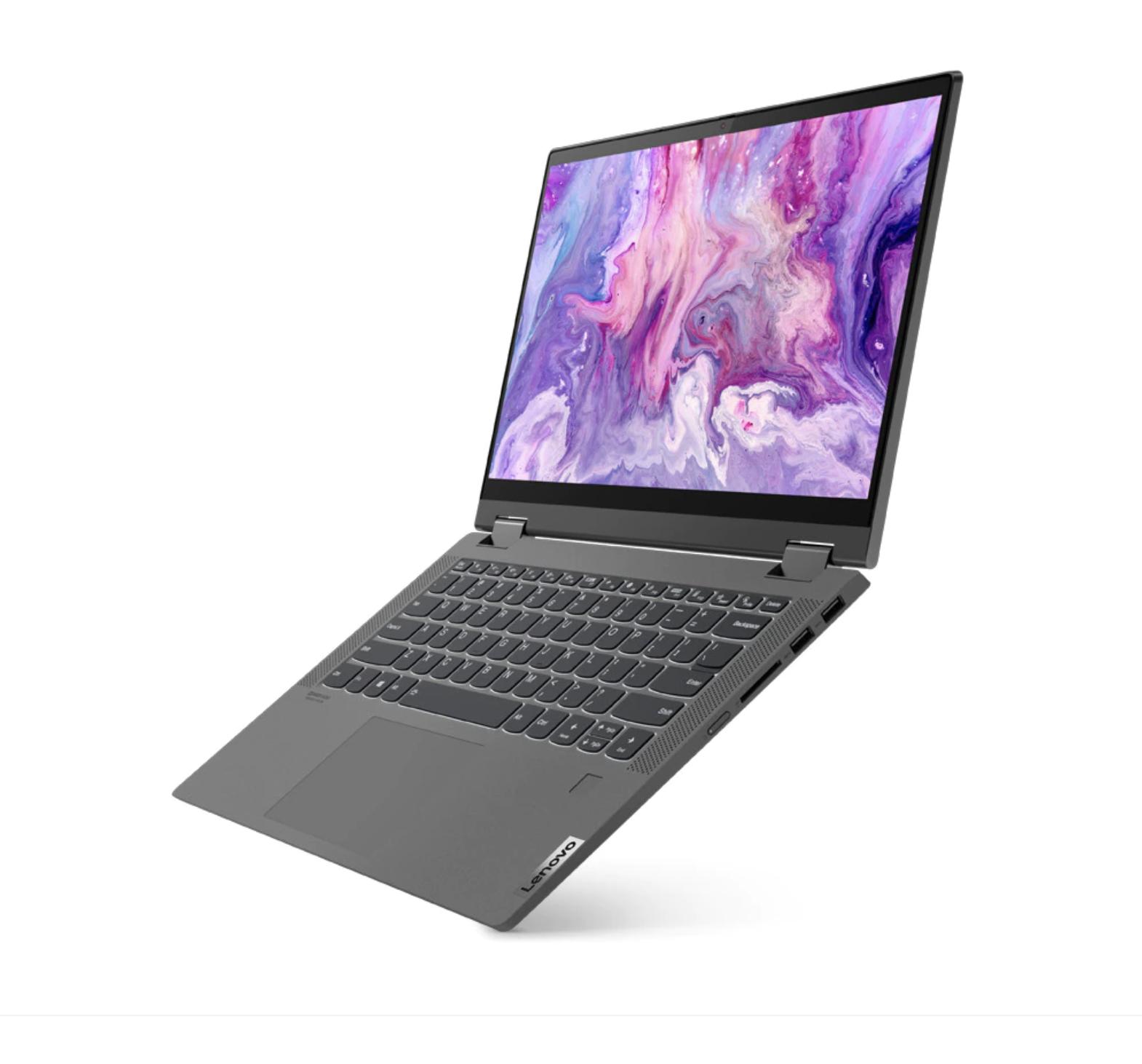 Lenovo IdeaPad Flex 5i 14IIL05-FASP, i7, 8GB, 512GB SSD