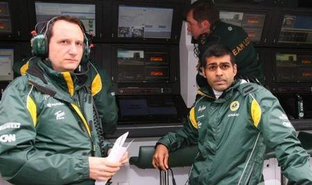 Karun Chandhok niega haber dicho que descarta correr el Gran Premio de la India de este año