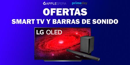 Amazon Prime Day 2020: Mejores ofertas en TVs y barras de sonido