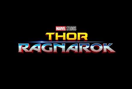 El logo de Thor: Ragnarok