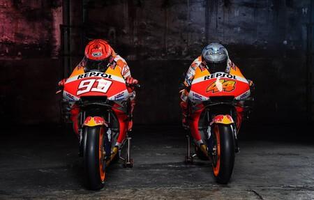 Marquez Espargaro Honda Motogp 2021
