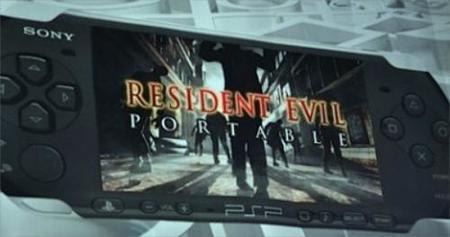 'Resident Evil: Portable' aterrorizará en PSP [E3 2009]