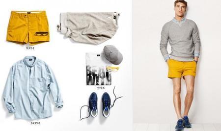H&M propone los tres pantalones estrella del verano: el short, la bermuda deportiva y los chinos