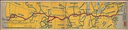 La carretera de Lincoln: la antigua ruta que atraviesa EEUU