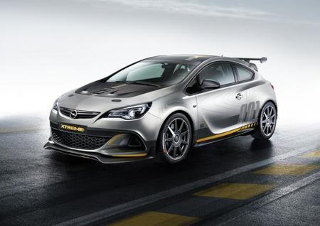 Opel Astra OPC EXTREME: más detalles