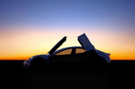 Fisker nos muestra la primera imágen de su nuevo auto con puertas de mariposa