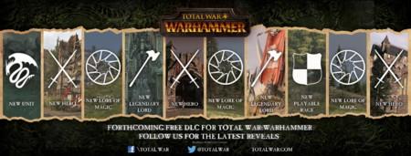 Total War Warhammer Dlc