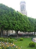 La iglesia St-Germain d'Auxerrois, París